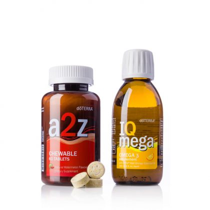 IQ Mega® and A2Z Chewable® Pack