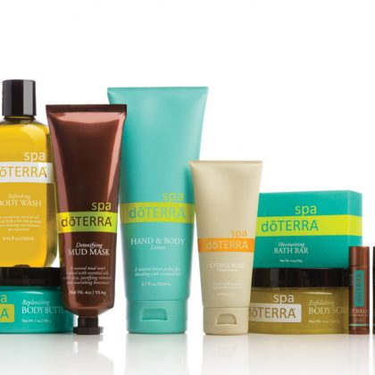 dōTERRA SPA Total Kit